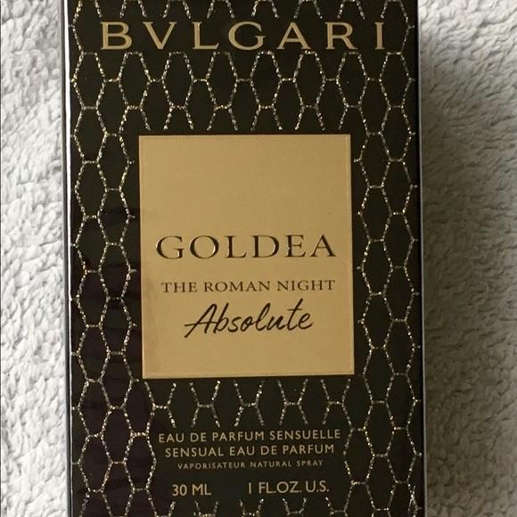 Bulgari Other   Blvgari Goldea The Roman Night Absolute Edp   Poshmark 691fff629fe